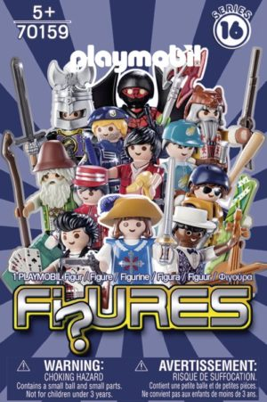 Playmobil Boys Figures 16 (70159)