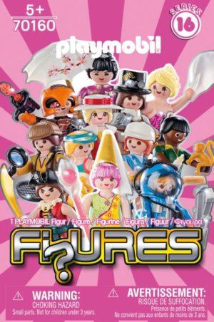 Playmobil Girls Figures 16 (70160)