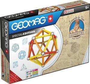 Geomag Σετ Leonardo Magnetic Geometry-67Τμχ (PF.591.783.00)