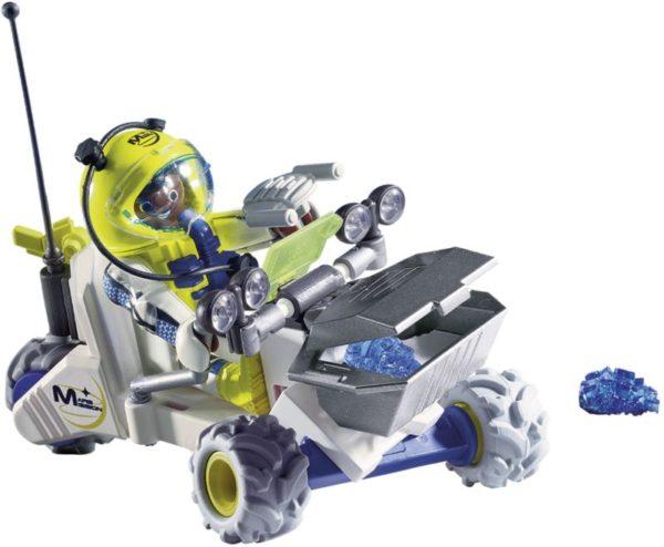 Playmobil Τρίκυκλο Διαστημικών Αποστολών (9491)