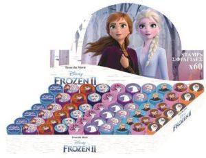 Frozen II Σφραγίδα Στρογγυλή 1Τμχ (0562391)