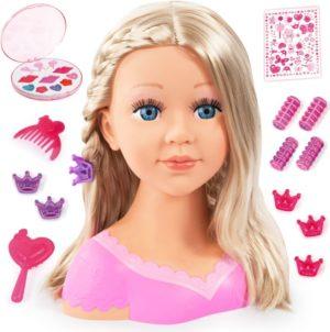 Bayer Super Model Κεφάλι Ομορφιάς & Αξεσουάρ Charlene (90088AA)