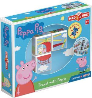 Geomag Magicube Peppa Pig-Ταξίδεψε Με Την Peppa (PF.331.049.00)