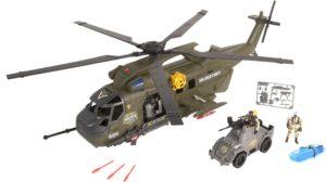 CM Soldier Force-Mega Στρατιωτικό Ελικόπτερο Playset (545068)