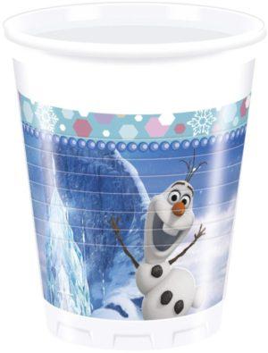 Ποτήρια Frozen Classic-8Τμχ (91023)