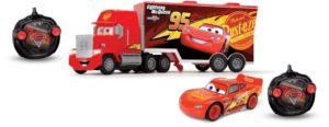 Dickie Τηλεκατευθυνόμενο Cars 3 Mack Track & Lightning McQueen 1:24 (203088002BLF)