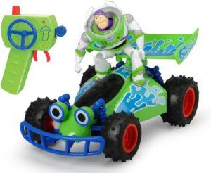 Dickie Τηλεκατευθυνόμενο Toy Story Buggy with Buzz 20cm 1:24 (203154000)