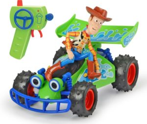 Dickie Τηλεκατευθυνόμενο Toy Story Buggy with Woody 20cm 1:24 (203154001)