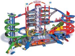 Dickie Majorette Γκαράζ City 7 Levels & Οχήματα (212059989)