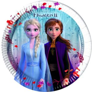Πιάτα Μεσαία Frozen II 20cm-6Τμχ (91822)