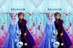 Τραπεζομάντηλο Frozen II 120x180cm (91129)