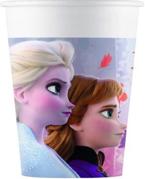 Ποτήρια Frozen II 6Τμχ (91824)