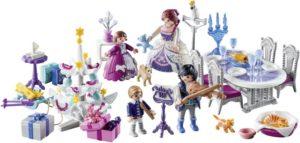 Playmobil Χριστουγεννιάτικο Ημερολόγιο-Χριστουγεννιάτικη Δεξίωση (9485)