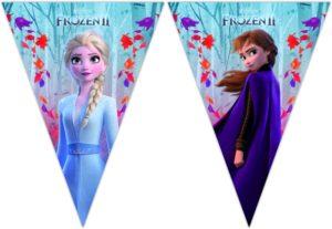 Τρίγωνες Γιρλάντες Frozen II (91135)