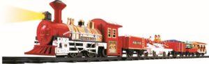 Goldlok B/O Τρένο Holiday Express (9670-108)