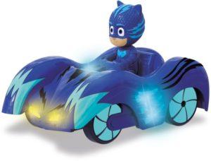 Dickie PJ Masks D/C Mission Racer Cat-Car & Φιγούρα 12cm (203142000)