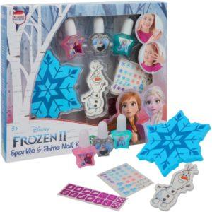Disney Frozen II Σετ Νυχιών Για Λάμψη (FRN61111)