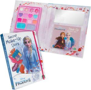 Disney Frozen II Βιβλίο Ομορφιάς Make Up (FRN63000)
