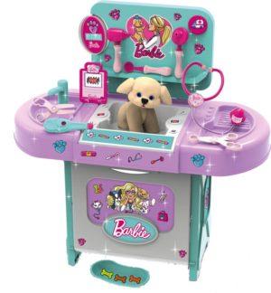 Bildo Barbie Mega Κλινική Για Ζωάκια (2181)