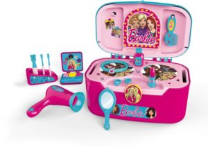 Bildo Barbie Σετ Βαλιτσάκι Ομορφιάς 2 Σε 1 (2112)