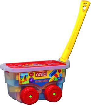 Bildo Trolley-Τουβλάκια 72Τμχ (5507)