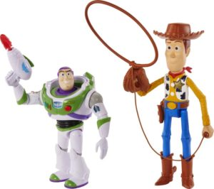 Toy Story Giftset 2 Pack-Φιγούρες Woody & Buzz (GDL68)