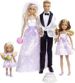 Barbie Giftset - Γάμος (DJR88)