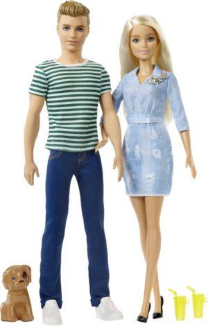 Barbie Giftset - Ζευγάρι (FTB72)