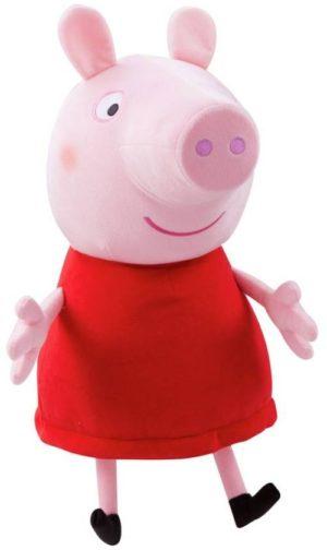 Peppa Pig Λούτρινo Με Ήχους 55cm (PPC60000)