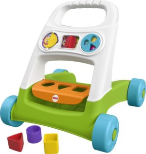 Fisher Price ECL Στράτα Busy Activity Walker (FYK65)