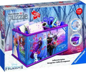 3D Puzzle Frozen II Κουτί Αποθήκευσης 216Τμχ (12122)