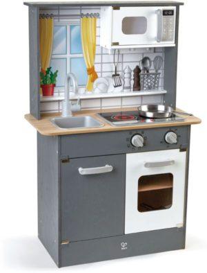 Hape Ξύλινη Κουζίνα Light & Sound (E3166A)