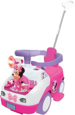 Kiddieland Περπατούρα Dancing Minnie 3 in 1 Ride On (057976)