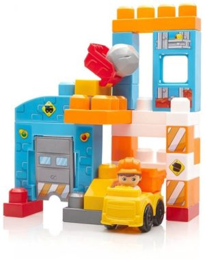 F.P. Mega Bloks Σετ Παιχνιδιού-3 Σχέδια (DKX85)
