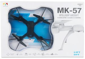 BW Mould King Τηλεκατευθυνόμενο Drone Quadcopter 2.4GHZ 4 Channel (33057)