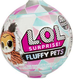 L.O.L. Surprise Fluffy Pets Ζωάκια S6-1 Τμχ (LLU86000)