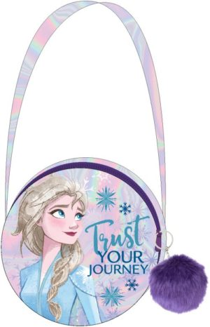 Frozen II Τσαντάκι Ώμου Στρογγυλό (000562394)