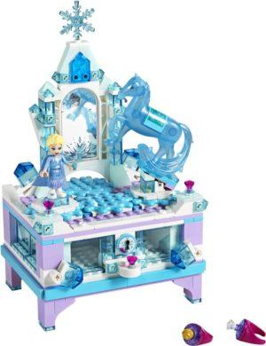 LEGO Disney Princess Frozen Elsa's Jewelry Box Creation (41168)