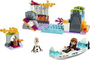 LEGO Disney Princess Frozen Anna's Canoe Expedition (41165)