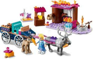 LEGO Disney Princess Frozen Elsa's Wagon Adventure (41166)