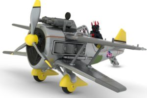 Fortnite Stormwing Plane & Mini Φιγούρα (FRT39000)