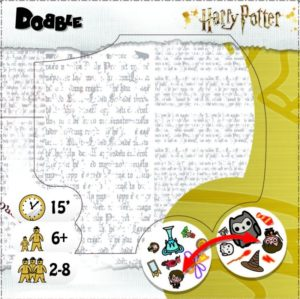 Kaissa Επιτραπέζιο Dobble Harry Potter (KA113099)
