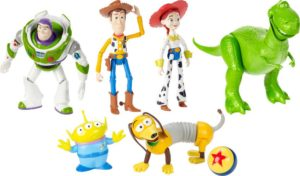 Toy Story Giftset 6 Pack-Φιγούρες (GCV73)