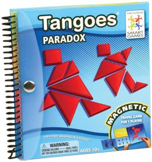 Smart Games Επιτραπέζιο Ταγκραμ Paradox (285-SGT141-151802)