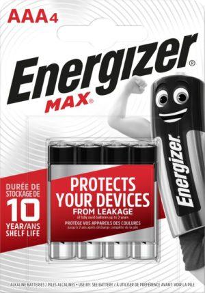 Energizer 4xAAA (F016603)