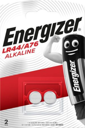 Energizer Alkaline 2xLR44/A76 (F016664)