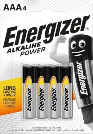 Energizer 4xAAA-E92 (F016612)