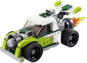 LEGO Creator Rocket Truck (31103)