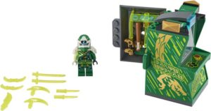 LEGO Ninjago Lloyd Avatar - Arcade Pod (71716)
