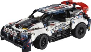 LEGO Technic App-Controlled Top Gear Rally Car (42109)